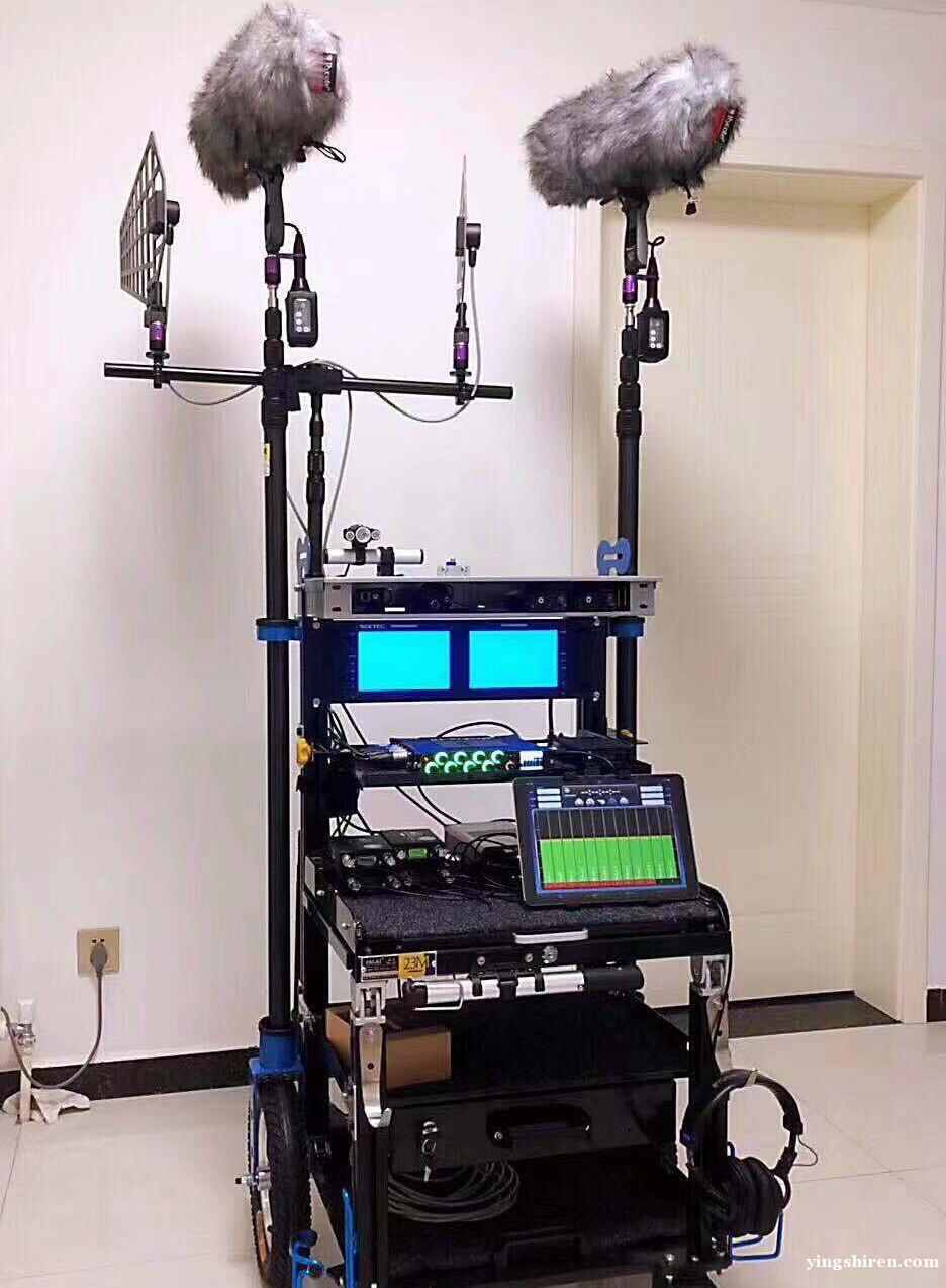 JALAI-600电影录音车